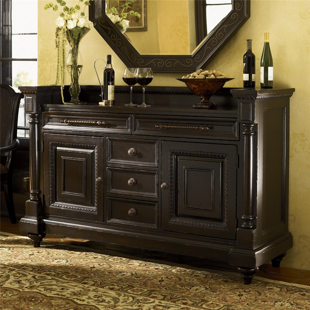 Kingstown Maldive Buffet by Tommy Bahama Home at Baer's Furniture