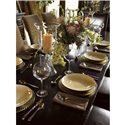 Tommy Bahama Home Kingstown Rectangular Pembroke Dining Set