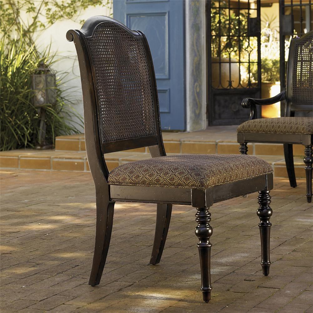 Kingstown Isla Verde Side Chair by Tommy Bahama Home at Baer's Furniture