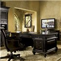 Tommy Bahama Home Kingstown Admiralty Executive Desk - Item Number: 01-0619-936