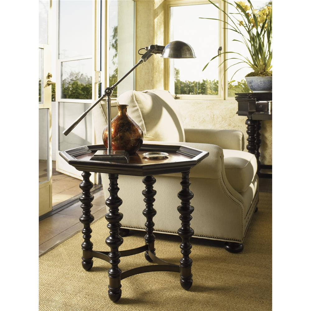 Tommy Bahama Home Kingstown Plantation Accent Table - Item Number: 01-0619-944