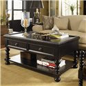 Tommy Bahama Home Kingstown Explorer Cocktail Table - Item Number: 01-0619-945
