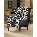 Tommy Bahama Home Kingstown Wells Wing Chair - Item Number: LL7105-11
