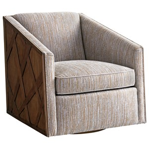 Lexington Zavala Sullivan Swivel Chair