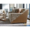 Lexington Zavala Wright Contemporary Two-Seat Sofa
