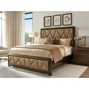 Lexington Zavala King Bedroom Group