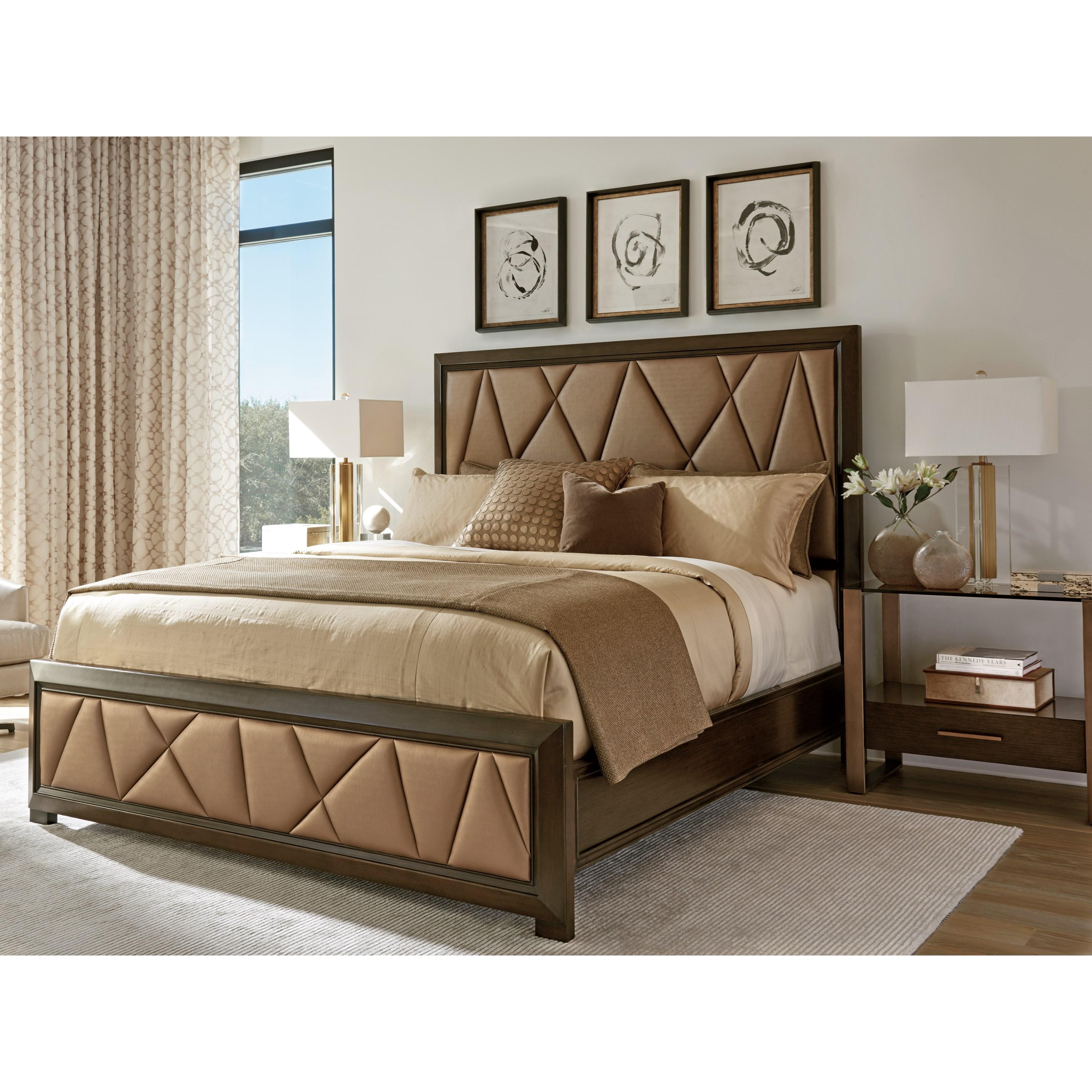 Lexington Zavala King Bedroom Group - Item Number: 790 K Bedroom Group 3