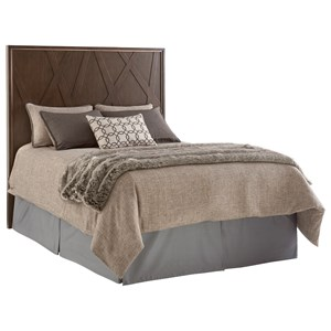 Lexington Zavala Radian Panel Headboard 5/0 QUEEN
