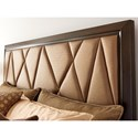 Lexington Zavala Spectrum Upholstered Headboard Queen Size