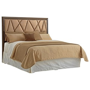 Lexington Zavala Spectrum Upholstered Headboard 6/6 King