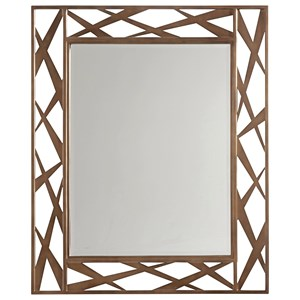 Lexington Zavala Arris Metal Mirror