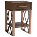 Lexington Zavala Cella Night Table - Item Number: 790-622