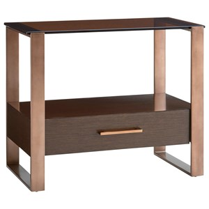 Lexington Zavala Portico Nightstand