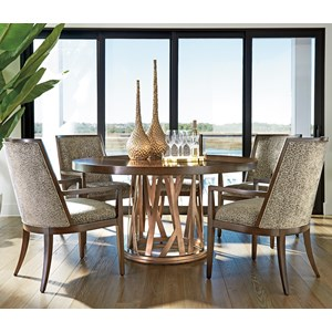 Lexington Zavala 6 Pc Dining Set