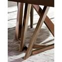 Lexington Zavala Loggia Rectangular Double Pedestal Dining Table