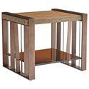 Lexington Zavala Intersect End Table - Item Number: 790-953C