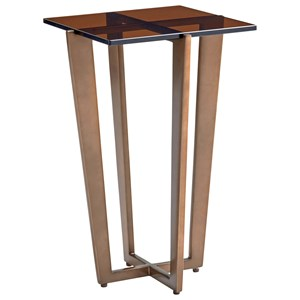 Lexington Zavala Vortex Chairside Table