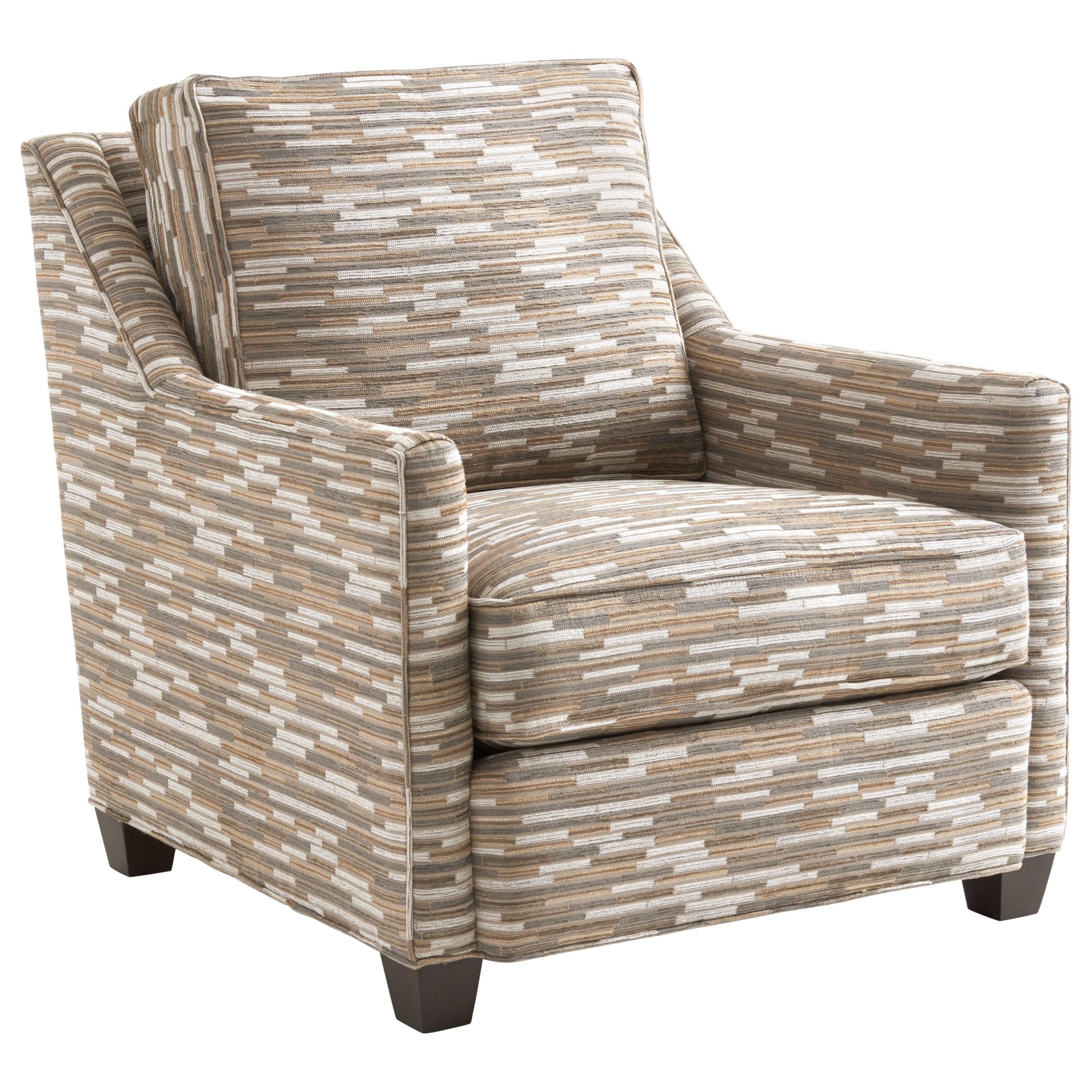 Lexington Zavala 7907 11 Venturi Accent Chair Baer S