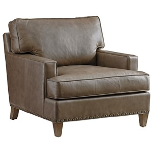 Lexington Zavala Hughes Leather Chair