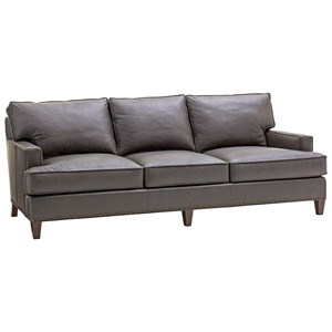 Lexington Zavala Hughes Leather Sofa