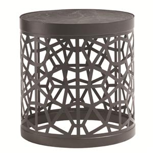 Lexington 11 South Sculptura Accent Table with Spider Web Base