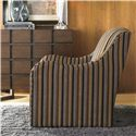 Lexington 11 South Fiona Lounge Chair  with Tight Back - Shown with Cassina Hall Chest