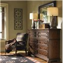 Lexington Fieldale Lodge Prescott Dresser & Lakeview Mirror Combo - Item Number: 455-234+205