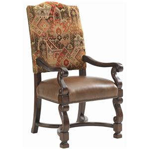 Lexington Fieldale Lodge Aspen Arm Chair