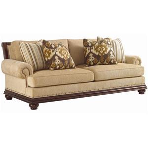 Lexington Fieldale Lodge Quick Ship Chambers Sofa