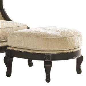 Lexington Florentino Bouillon Ottoman