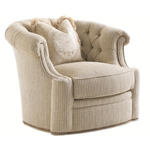 Lexington Florentino Feroni Swivel Chair