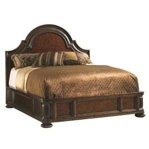 King Cavallino Platform Bed