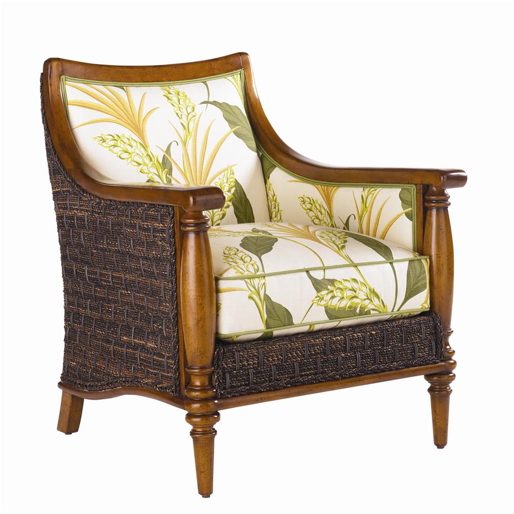 Island Estate Agave Chair by Tommy Bahama Home at Baer's Furniture