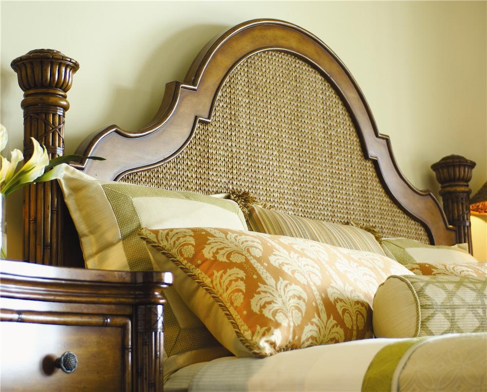 lighten up your bedroom with a tropical motif - florida inspired