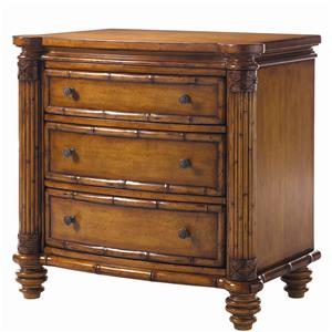 Tommy Bahama Home Island Estate Barbados Night Stand