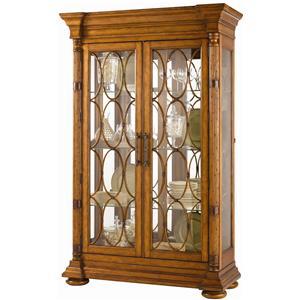 Tommy Bahama Home Island Estate Mariana Display Cabinet