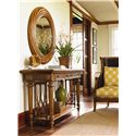 Tommy Bahama Home Island Estate Nassau Sideboard Console Table - Shown with Copper Dune Mirror