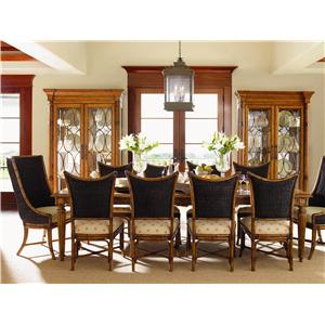 11 Piece Grenadine Table Dining Set