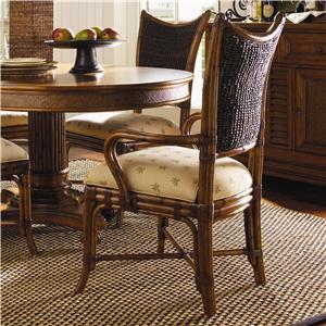 Tommy Bahama Home Island Estate Mangrove Arm Chair