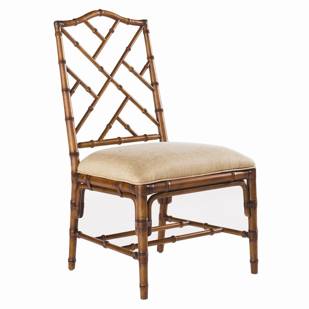 Tommy Bahama Home Island Estate <b>Customizable</b> Ceylon Side Chair - Item Number: 531-882