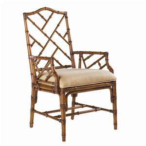 Tommy Bahama Home Island Estate <b>Quick Ship</b> Ceylon Arm Chair