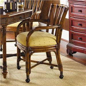 Tommy Bahama Home Island Estate <b>Customizable</b> Samba Game Chair