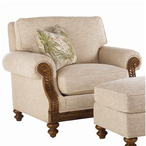 Tommy Bahama Home Island Estate West Shore Chair
