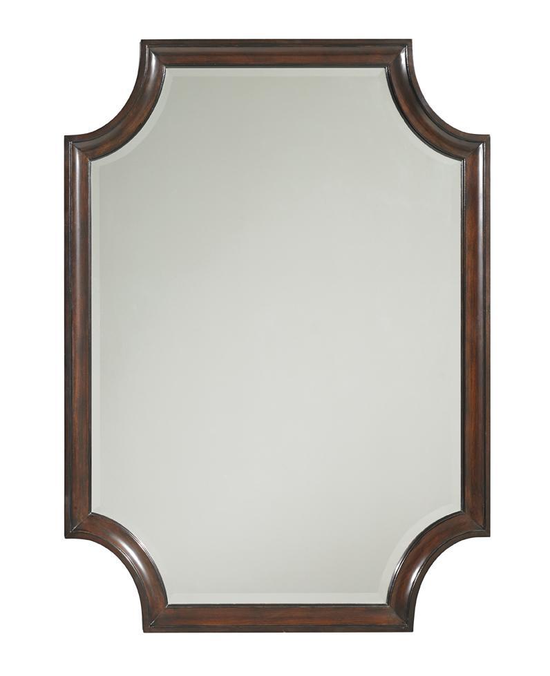 Kensington Place Catalina Rectangular Mirror by Lexington at Johnny Janosik