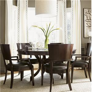 Lexington Kensington Place 6 Pc Dining Set