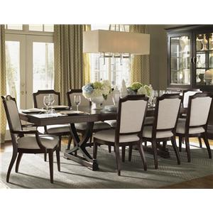Lexington Kensington Place 11 Pc Dining Set