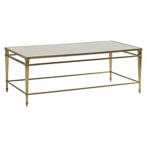 Millington Metal Cocktail Table