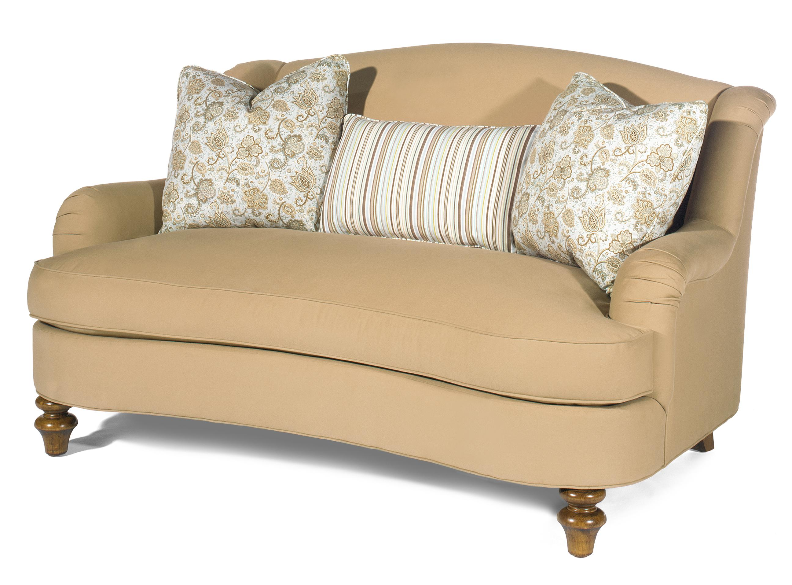 Upholstery Diane Settee by Lexington at Baer's Furniture