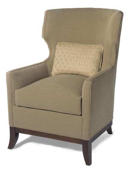 Lexington Upholstery Angie Wing Chair by Lexington at Johnny Janosik