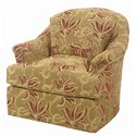 Lexington Lexington Upholstery Angelica Swivel Chair - Item Number: 7770-11SW